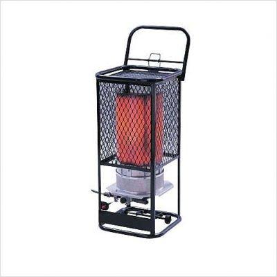 Heatstar By Enerco F170800 Radiant Propane Heater HS125LP Salamander, 125K