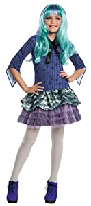 Monster High Twyla Costume, Large