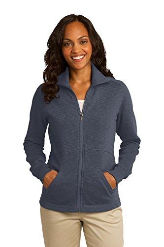 port-authority-damen-sweatshirt-gr-medium-grau-slate-grey