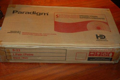 Buy Low Price Paradigm S-26 Speaker Stands (Paradigm S-26 Speaker Stands)