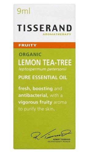 Tisserand Lemon Tea-Tree Organic Essential Oil 9 ml
