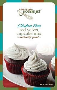 Gluten Free Red Velvet Cupcake Mix