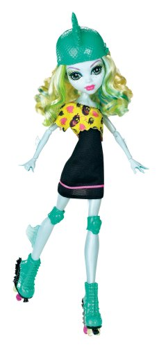 Monster High Roller Maze Lagoona Blue Doll