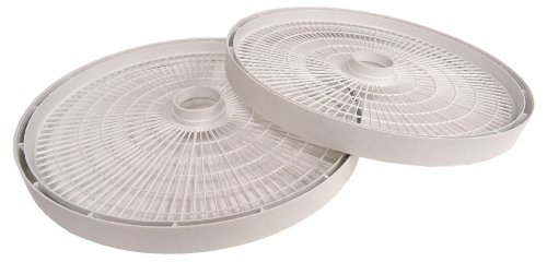 Nesco LT-2SG Add-A-Tray for FD-61/FD-61WHC/FD-75A and FD-75PR Dehydrators, Set of 2