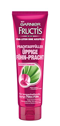 Garnier Fructis - Volumizzante per capelli Densi e Corposi, protegge dal calore dell'asciugacapelli, 1 pz. (1 x 150 ml)