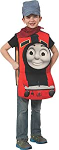 Rubies Thomas and Friends Deluxe 3D James The Red Engine Costume
