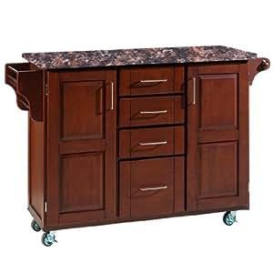 design your own kitchen island color material salmon grey granite veneer. Black Bedroom Furniture Sets. Home Design Ideas