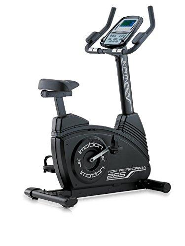 JK Fitness Top Performa JK265 Cyclette Elettromagnetica, Nero