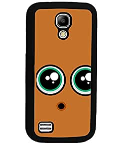PRINTSWAG SMILEY Designer Back Cover Case for SAMSUNG GALAXY S4 MINI