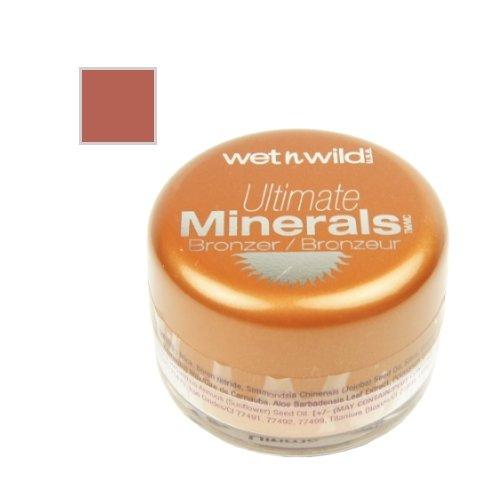ウェットアンドワイルド Ultimate Minerals Bronzer Amber Glow