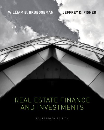 Real Estate Finance & Investments (Real Estate...