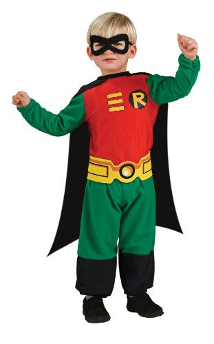 Teen Titans Robin Toddler Costume front-60389