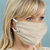 Breathe Healthy Mask Honeycomb, Beige