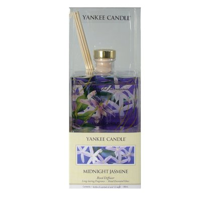 Yankee Candle Midnight Jasmine Reed Diffuser 1176834 by yankee candle/Bubblelush Divine Gifts