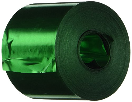 Beistle 55365-G FR Gleam 'N Streamer Metallized Streamer, 2-Inch by 200-Feet - 1