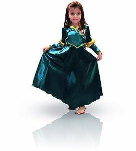 Rubie`s - Disfraz infantil de Merida clásico (881877-L)