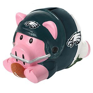 NFL Philadelphia Eagles Action Piggy Bank - 1