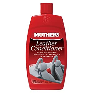 Mothers 06312 Leather Conditioner - 12 oz by Mothers