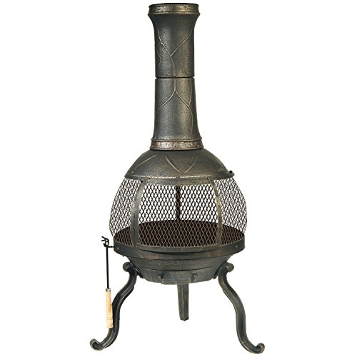 Sonora-Chimenea-Wood-Buning-Outdoor-Fireplace