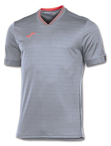 Joma Torneo - Maglia da uomo, colore grigio.  Taglia XL