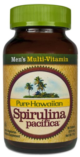 Nutrex Hawaii Hawaiian Spirulina Pacifica Mens' Vitamins
