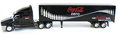 motor-city-classics-coke-zero-long-hauler-164-scale-black-by-distribution-solutions-llc