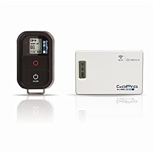 GoPro Wi-Fi BacPac + Combo Kit by GoPro
