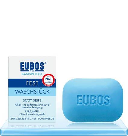 EUBOS FEST blau unparfuemiert, 125 g