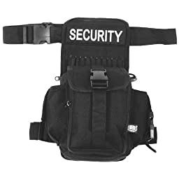 MFH Security Fanny Pack Black