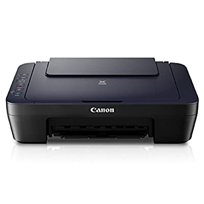 Canon PIXMA E460 Colour Wifi Multifunction Inkjet Printer (Black)