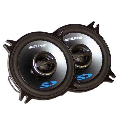 Sps     Way Car Audio Speakers Pair By Alpine