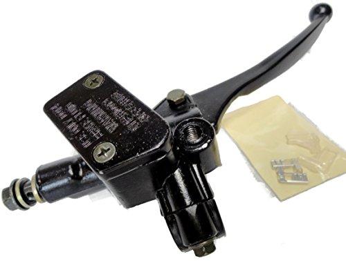 マスターシリンダー・レバー・ブレーキスイッチ セット 純正互換品 補修用端子付き アドレスV100 セピアZZ ベクスター アベニス