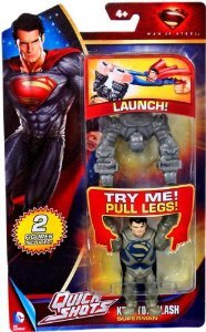 Superman ~ Man of Steel ~ Quick Shots ~ Krypton Clash