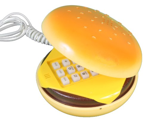 Spitfire Cheese Burger Phone