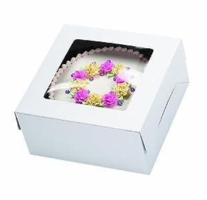 Wilton Window 12 x 12 x 6-Inch Cake Box