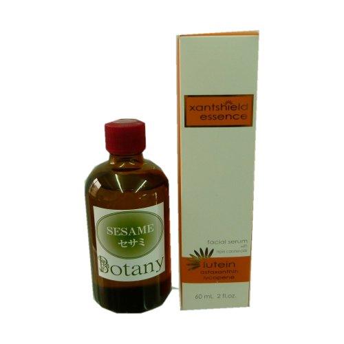 サンシールドエッセンス美容液+Botanyセサミオイル