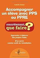 Accompagner un élève avec PPS ou PPRE