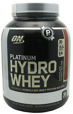 Platinum Hydrowhey, 3.5 Lb, Chocolate Peanut Butter