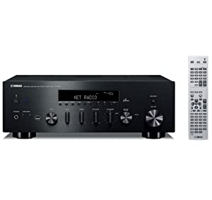 Yamaha RS500BL Stereo Receiver (Certified Refurbished) by Yamaha