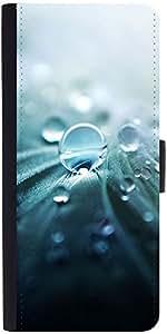 Snoogg Pure Dew Designer Protective Phone Flip Case Cover For Redmi 2 Prime