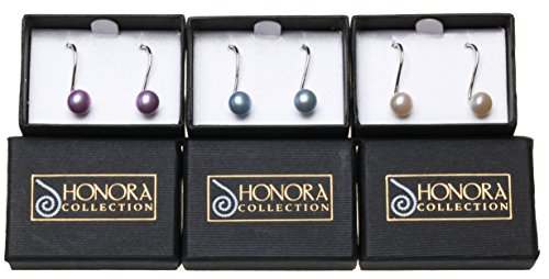 Honora Freshwater Cultured Pearl Pierced Earring S…