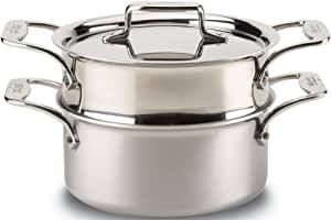 All-Clad BD55303 D5 Brushed Stainless Steel 5-Ply