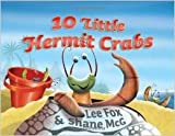 img - for 10 Little Hermit Crabs book / textbook / text book