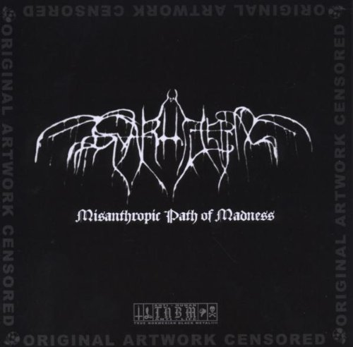 Misantrophic Path of Madness (Black Vinyl)