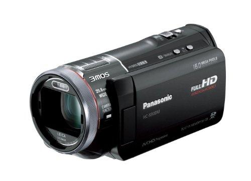 Panasonic Hc-x900m 64gb 3mos System Digital Hi-vision Camcorder Ntsc