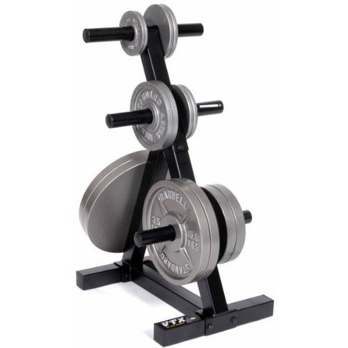 Olympic Heavy Duty Barbell Plate Rack