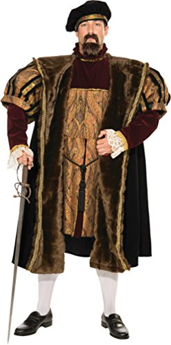 Forum Novelties Mens Medieval English King Renaissance Henry Viii Costume