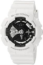 Casio G-Shock GMAS110CW-7A1 Fashion Watch