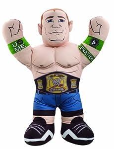 WWE Championship Brawlin Buddies John Cena Figure