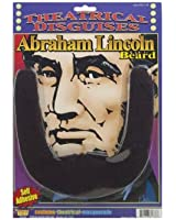 Forum Novelties Inc Unisex Adult Lincoln Beard